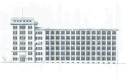 Historische Ansicht Leonardo Royal Hotel