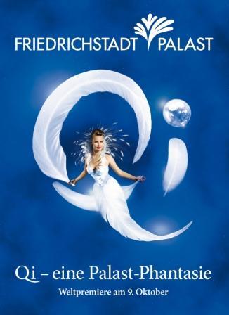 Plakatmotiv Qi - Eine Palastphantasie