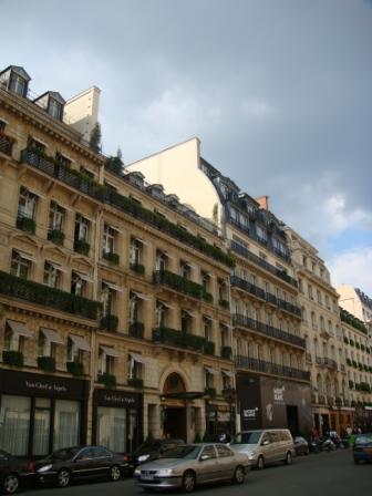 1 Park Hyatt Paris Vendôme