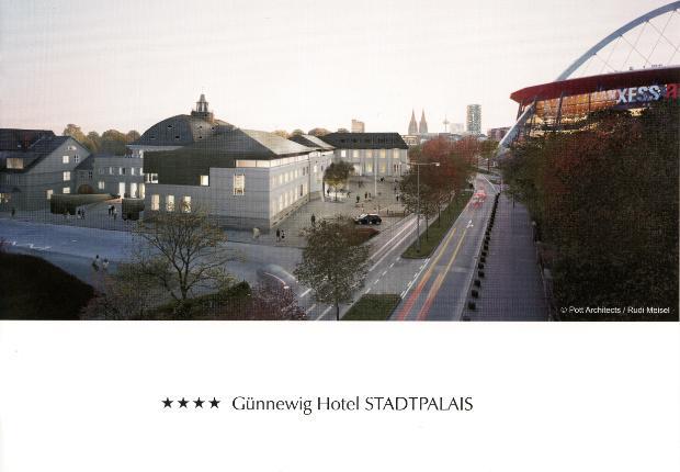 Hotel Gunnewig Koln